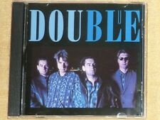 """CD by DOUBLE """"BLUE"""" / CD 5133 / DX 640"""