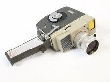Vintage Lumicron Zoom autoeye A Cine Film Camera & Pistol Grip - Home Movie