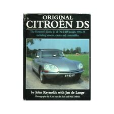 ORIGINAL CITROEN DS - LIVRE D'OCCASION