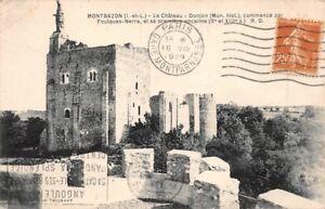 Montbazon le chateau