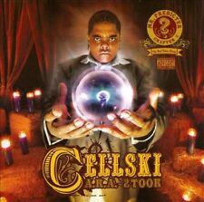 Cellski A.K.A. 2Took Mr Predictor Chapter 2 CD Jacka,C-Bo & More Rare O.O.P. Bay
