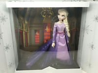 Disney Elsa Frozen 2 Limited Edition of 1000 Saks Fifth Avenue Collectors Doll