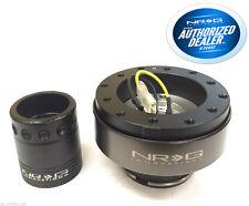 NRG Steering Wheel Hub Adapter Quick Release Polaris RZR 800 900 1000 08-15 (BK)