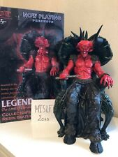 Lord of Darkness 1/4 Statue Legend Sota Toys Throne Tim Curry devil NOT Sideshow