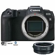 Canon EOS RP Mirrorless Camera 26.2MP Portable Full Frame Body Only 3380C002 +Le