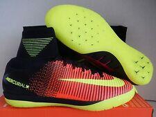 Nike Hypervenomx Proximo Ii 2 Ic Total Crimson-White-Pink Sz 11 [831976-870]