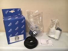 GROHE 42357PI0 Eau2 Old Style doppio scarico pneumatico Chrome pulsante wc