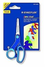 Staedtler Noris Club Small Left Handed Scissors for Children 965 14lnbk