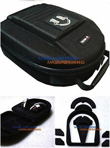 Universal Flex Cushion Large Headphone Case for Sennheiser HD800 AKG K701 K702..