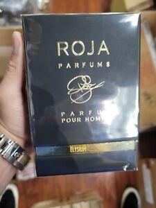 ELYSIUM PARFUM POUR HOMME 1.7OZ/50ML BY ROJA PARFUMS SEALED EXCLUSIVE