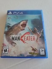 Man Eater - Ps4 - PlayStation 4 - Maneater Shark Video game