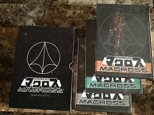 Macross TV  Series Set #3 6-9 DVD 3 Box Sets Out of Print Animeigo RARE HTF