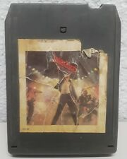 8 track tape judas priest Unleashed in the east live in japan good guaranteed