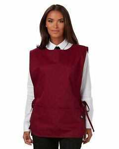 NWT DICKIES WOMEN'S COBBLER APRON BURGUNDY DC50 ONE SIZE