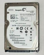 2.5'' Seagate 250 GB SATA Internal Hard Disk 5400 RPM ST9250315AS