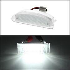 LAMPADINE LUCI TARGA A LED RENAULT CLIO II | TWINGO I art.71603