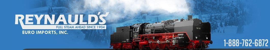 Reynaulds Fine Quality Trains