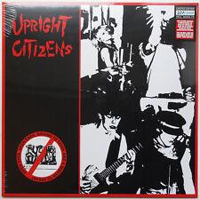 Upright Citizens -Open Eyes, Open Ears LP + BONUS CD Bluttat H.O.A. Bottrop Punk