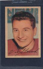 1953/54 Parkhurst #039 Vic Stasiuk Red Wings VG/EX 53PH39-122115-1