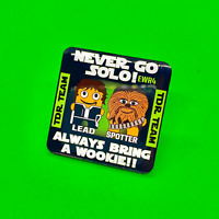 *RARE* TDR Star Wars Peccy Pin