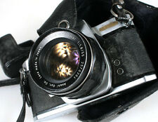 HONEYWELL PENTAX SPOTMATIC CAMERA W/ 55MM F1.8 LENS ALL IN CASE