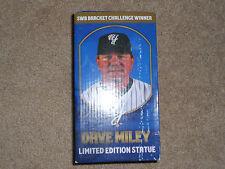 DAVE MILEY Statue Scranton SWB RailRiders Yankees SGA NIB NY new york