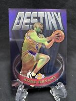 1997-98 Topps Chrome ✨ Destiny #D5 Insert Kobe Bryant HOF Lakers 🔥📈🔥 Mamba