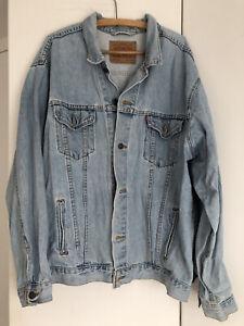 Vintage Levi Jacket XXL