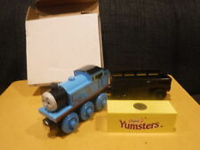 Thomas Wooden Train w/ Yoplait Yumsters Cargo(Learning Curve, 2002) NEW