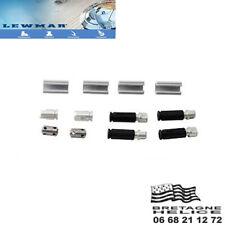 Kit charnières à friction panneaux Low & Medium Profile LEWMAR 361263999