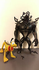 "Kingdom Hearts Darkside Heartless Pluto 2002 4"" Action Figure lot toy Disney"