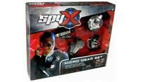 SpyX Micro Spy Gear Set A Utility Belt With 4 Micro tools, Including A Micro Spy