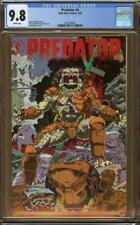 Predator #4 CGC 9.8 (1990 Dark Horse)