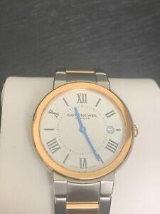 Raymond Weil 5245-SP5-00661 Women's Jasmine Two Tone Quartz Watch
