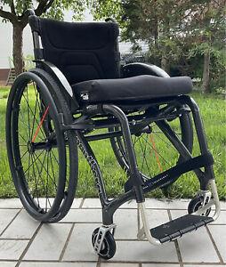 Panthera X Carbon ist der leichteste Rollstuhl der Welt mit Spinergy Räder