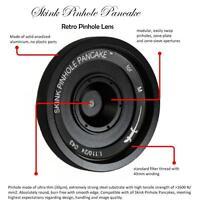 Skink Pinhole Pancake Objektiv Pro Kit - Leica M M9 240 M9 M7 M6 M5 Zubehörpaket