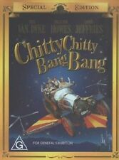 Chitty Chitty Bang Bang -SPECIAL EDITION(DVD, 2-Disc) R-4, LIKE NEW,  FREE POST