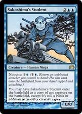 SAKASHIMA'S STUDENT Planechase 2012 MTG Blue Creature — Human Ninja RARE