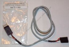 """24"""" long Extension Male~Female CDROM/CD/DVD Audio/Sound Card/Blaster Cable/Cord"""