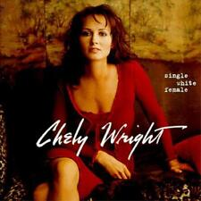 Single White Female ~ Chely Wright ~ Country ~ CD ~ Good