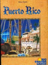 Rio Grande Games - Puerto Rico Board Game (New)