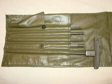 Usgi Cleaning Rod M2 50 Caliber 5 pc Military in Carrier