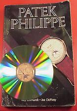 ROY EHRHARDT & JOE DeMESY CD PDF PATEK PHILIPPE WRIST WATCH 448 PAGE BOOK 1