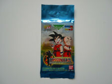 Dragon Ball Z / GT Bandai Carddass 2007 JCC Serie 7 Booster (French & Sealed)