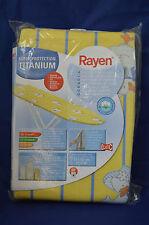 Rayen Super Protection Titanium fabric ironing board cover 6279.11 #!
