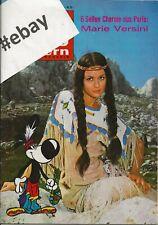 Winnetou im Film -  Broschüre - Seminarfacharbeit - Karl May - Brice - Barker