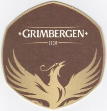New beer coaster GRIMBERGEN from Latvia #8