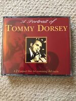 CD A Portrait of Tommy Dorsey - 2 Disc Set containing 44 Tracks