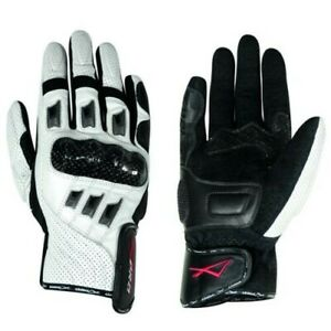 Glove Skin Motorcycle Short Protection Carbon Perforated A-Pro Sonic