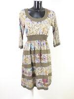 CONTAINER Damen Kleid Gr. M DE / Mehrfarbig gemustert  Neuwertig   ( R 0819 N)